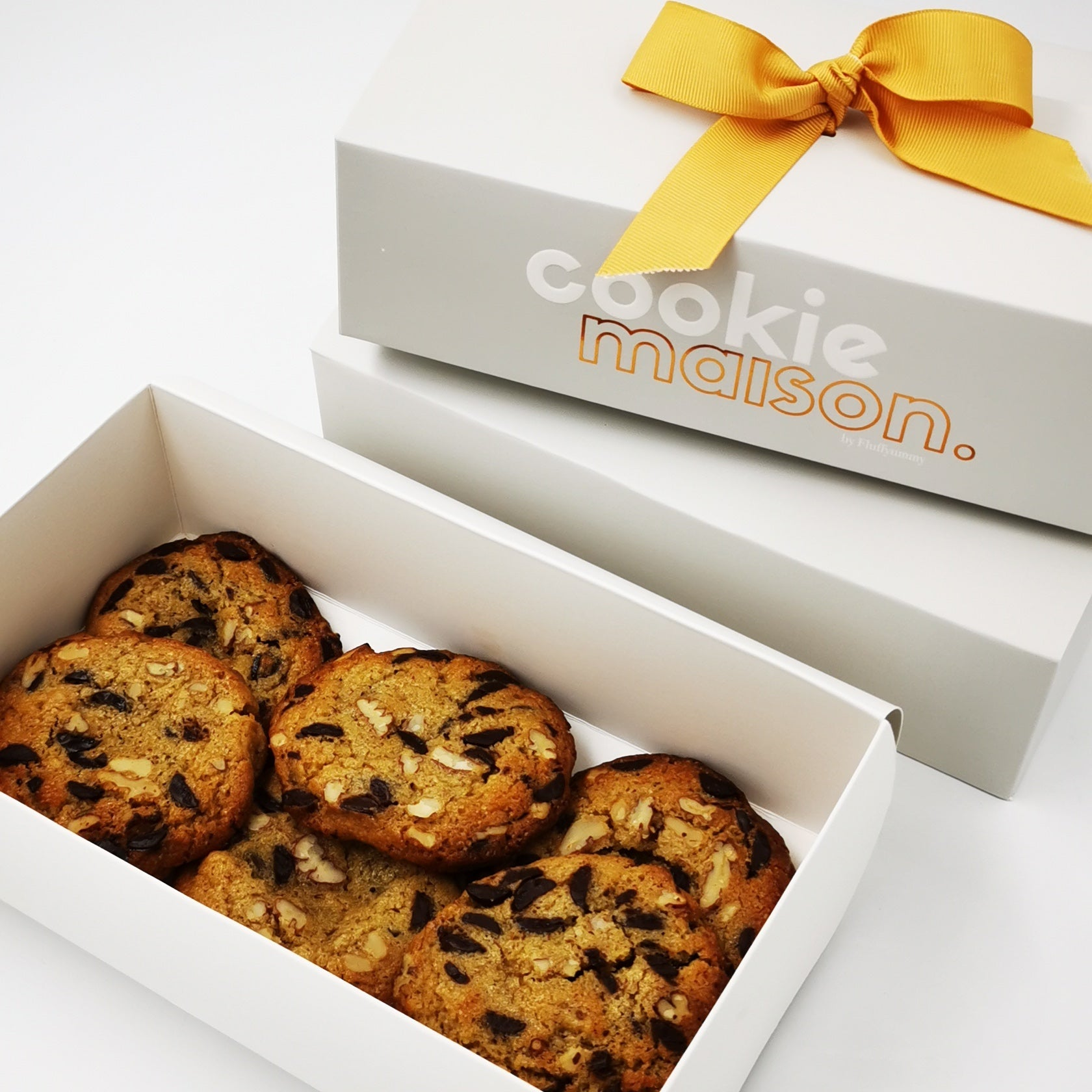 Box of 6 Palm Sized Cookies