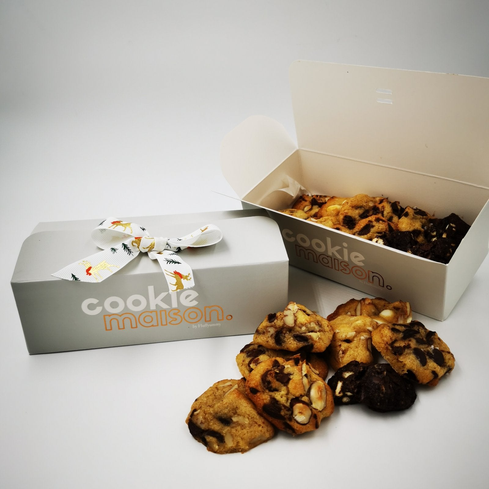 Mini Nibbler Cookies - Box of 12
