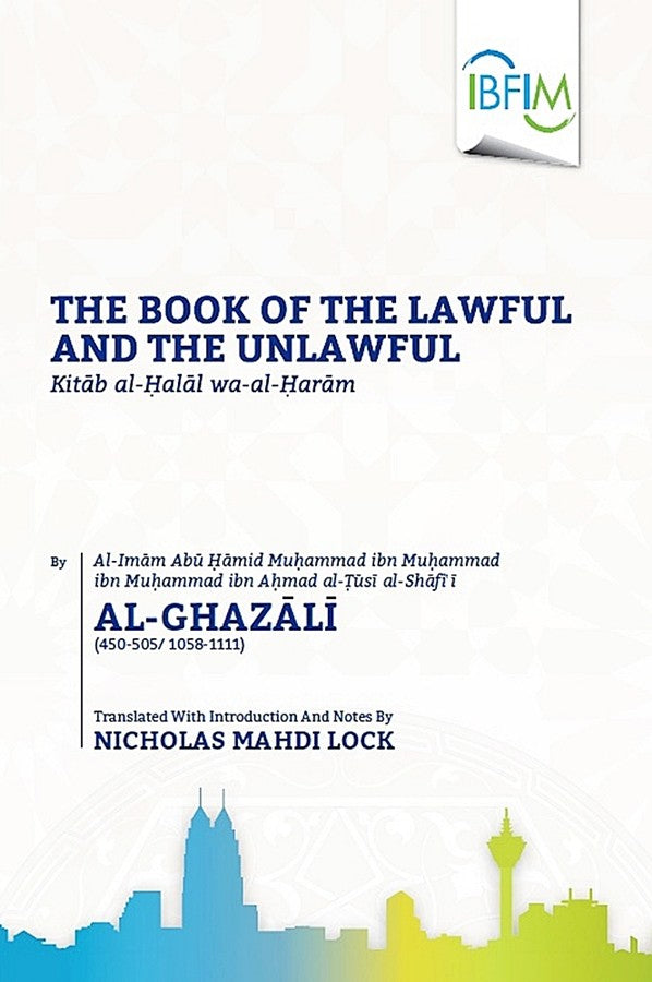 The Book of the Lawful and the Unlawful
