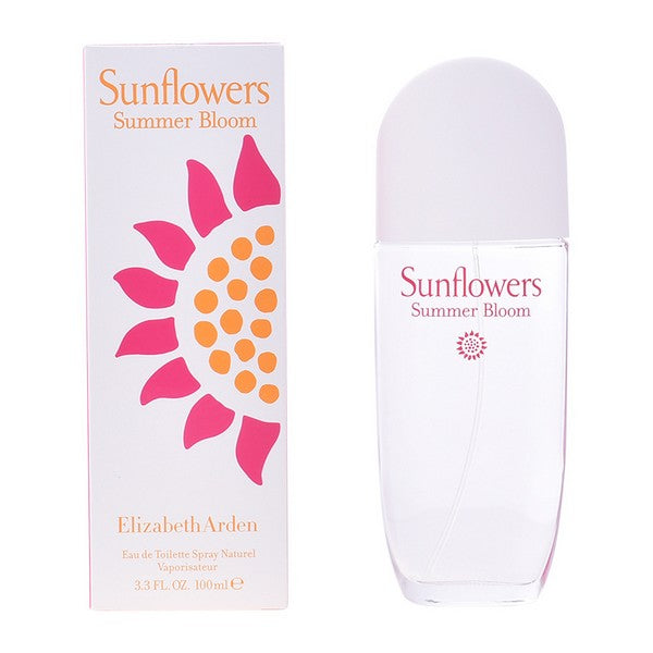 Parfum Femme Sunflowers Summer Bloom Elizabeth Arden EDT (100 ml)