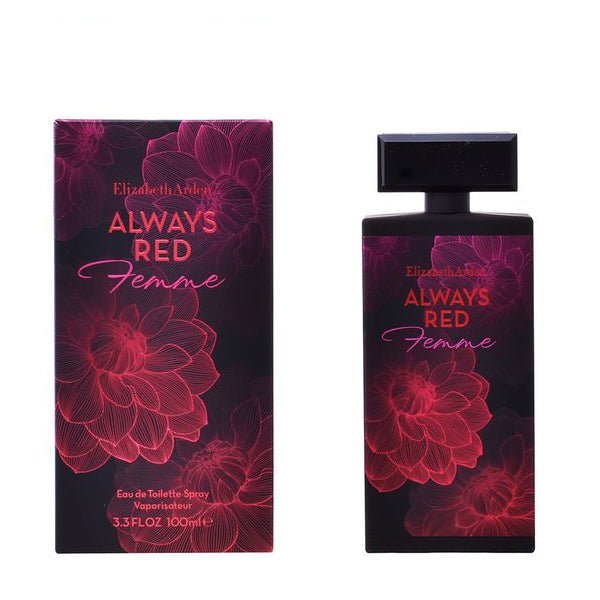 Parfum Femme Always Red Elizabeth Arden EDT