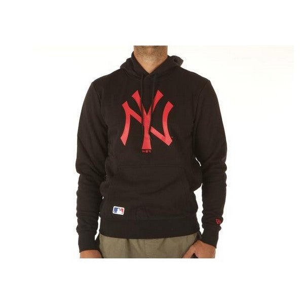 Sweat à capuche homme New Era MLB SEASONAL TEAM LOGO Noir