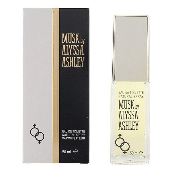 Parfum Femme Musk Alyssa Ashley EDT