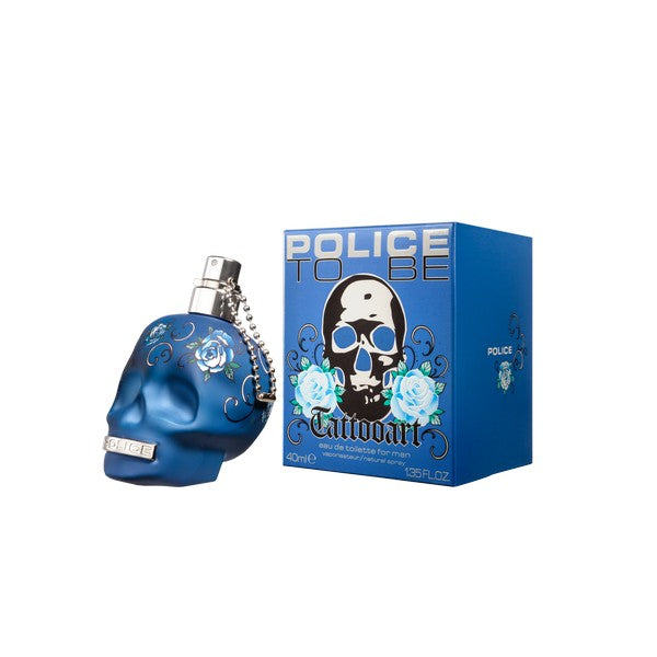 Parfum Homme To Be Tattoo Art Police EDT (40 ml)