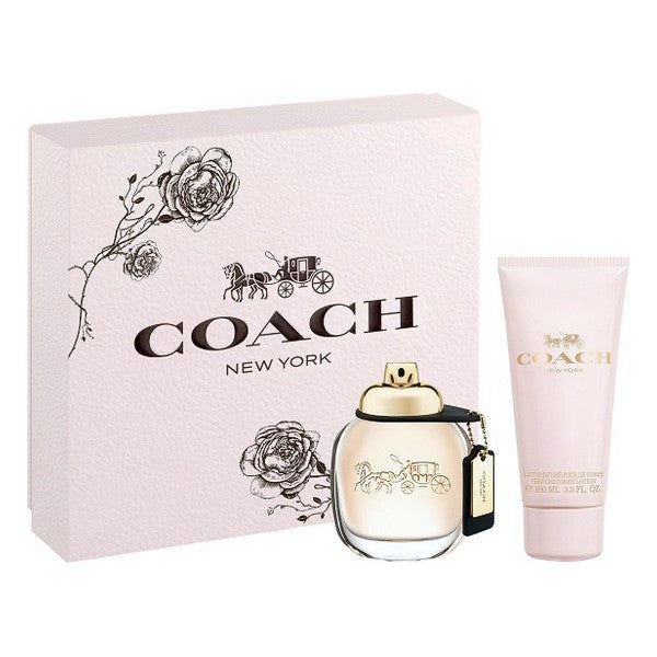 Set de Parfum Femme Coach Woman Coach EDP (2 pcs) (2 pcs)
