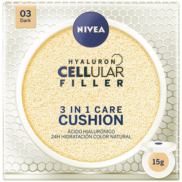 Crème Colorante Hyaluron Cellular Filler Nivea