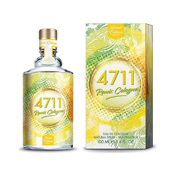 Parfum Unisexe Remix Cologne Lemon 4711 EDC (100 ml)