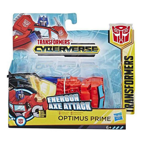 Véhicule transformers Transformers CyberVerse One Step Hasbro (9,5 cm)
