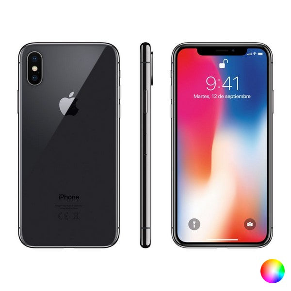 "Smartphone Apple iPhone X 5,8"" 256 GB (Refurbished A)"