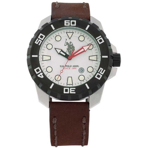 Montre Unisexe U.S. Polo Assn. USP4257WH (40 mm)