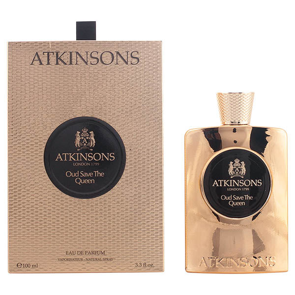 Parfum Femme Oud Save The Queen Atkinsons EDP