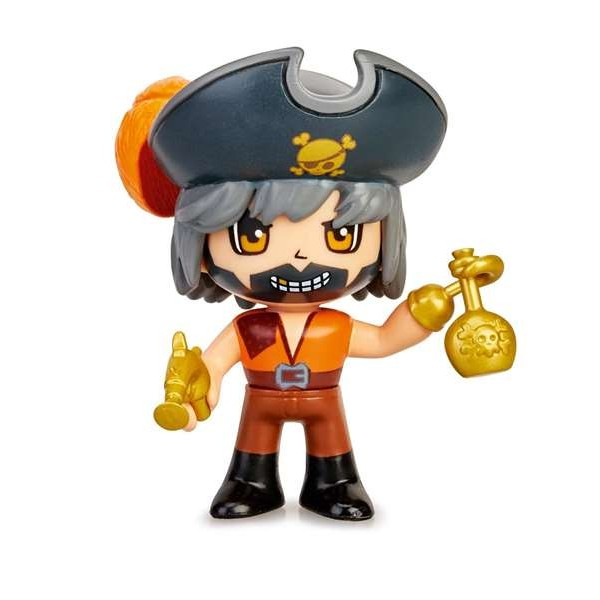 Figurine d'action PinyPon Famosa