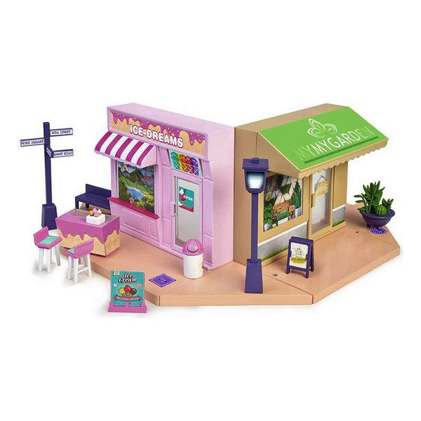 Playset Mymy City Yummy Shopping Famosa