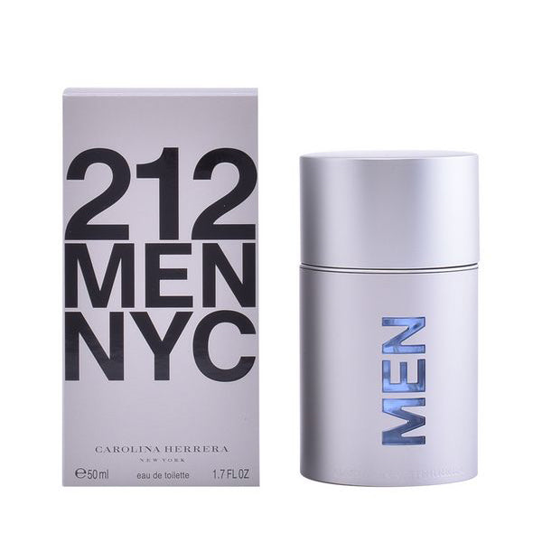 Parfum Homme 212 Nyc Men Carolina Herrera EDT (50 ml)