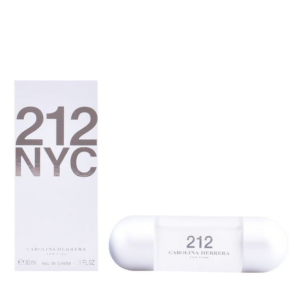 Parfum Femme 212 Nyc For Her Carolina Herrera EDT (30 ml)