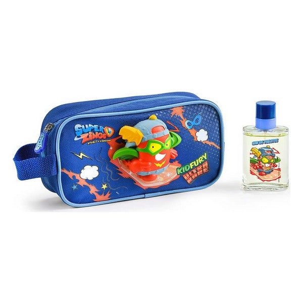 Set de Parfum Enfant Superzings Cartoon (2 pcs)