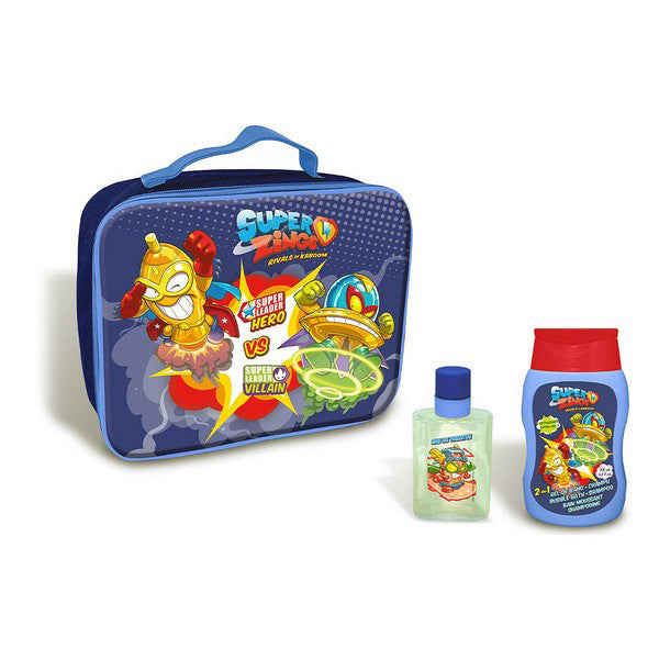 Set de Parfum Enfant Superzings Cartoon (3 pcs)