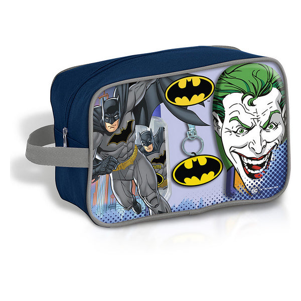 Set de Parfum Enfant Batman Cartoon EDT (4 pcs)