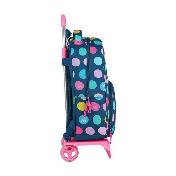 Cartable à roulettes 905 Benetton