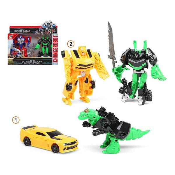 Super Robot Transformable 111599