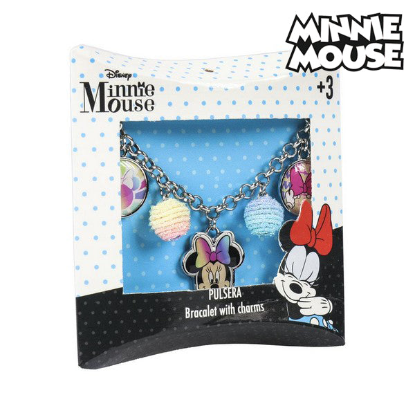 Barcelet Girl Minnie Mouse 71336 Pearls