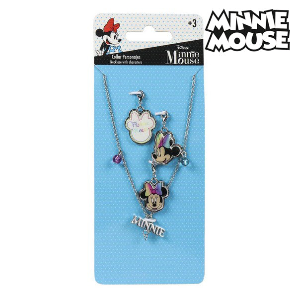 Minnie Mouse Girl Halskette 71338