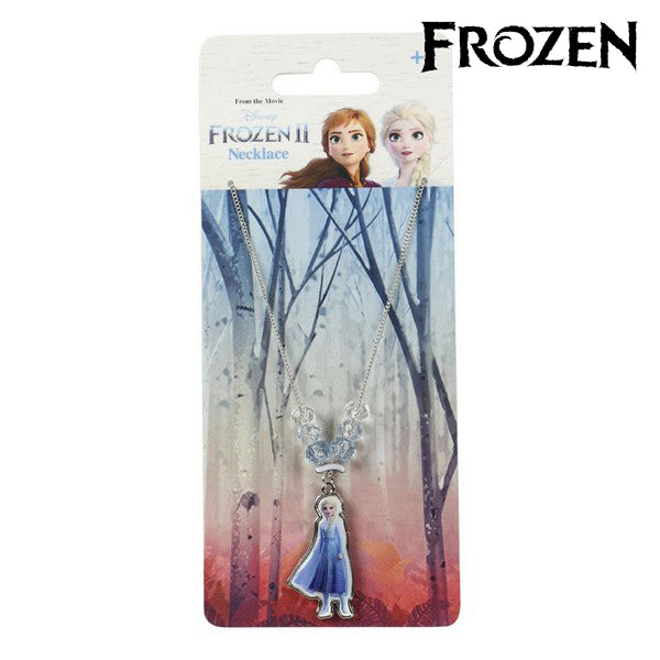 Elsa Frozen Girl Necklace 73843