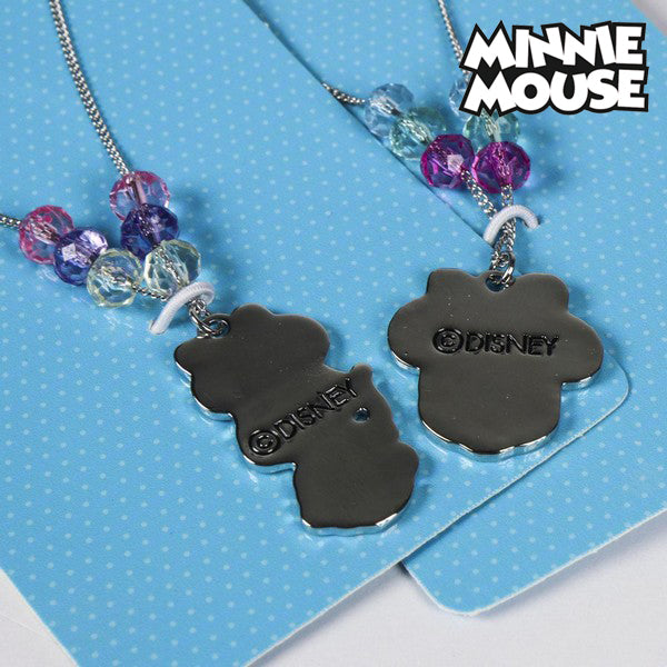 Minnie Mouse Girl Necklace 73959