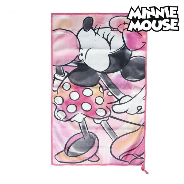 Minnie Mouse Toiletry Bag (6 pcs) Pink