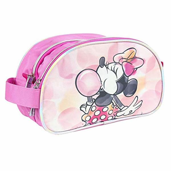 Minnie Mouse Pink Toiletry Bag