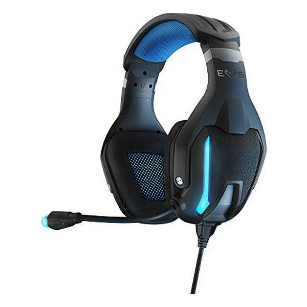 Casques avec Micro Gaming Energy Sistem ESG-5 3.5 mm LED Noir
