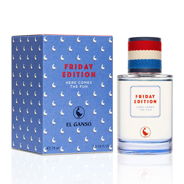 Parfum Homme Friday Edition El Ganso EDT