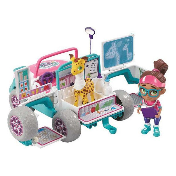 Playset Safari Expedition 4x4 Goliath
