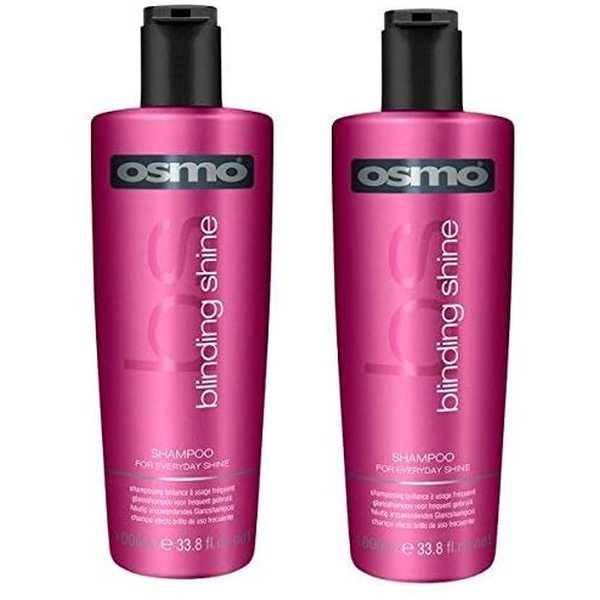 Shampooing Osmo Blinding Shine (2 x 1000 ml) (Refurbished A+)