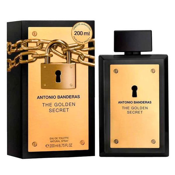 Parfum Homme The Golden Secret Antonio Banderas EDT
