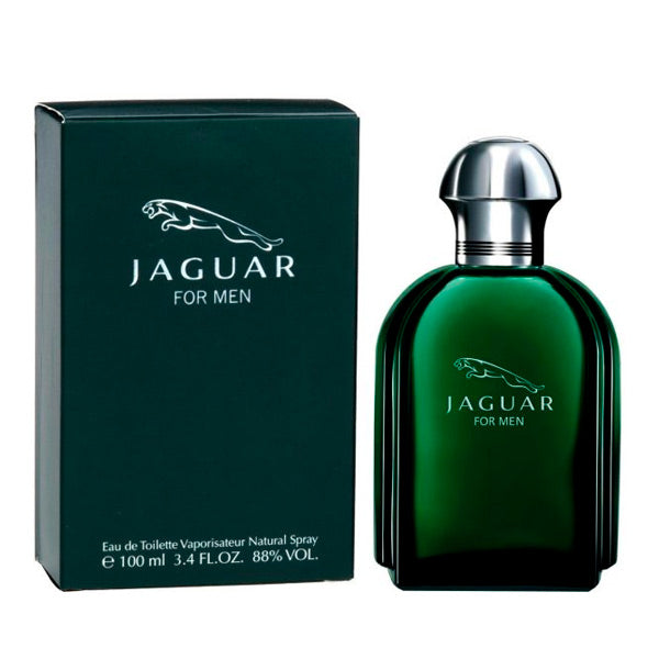 Parfum Homme Jaguar Green Jaguar EDT