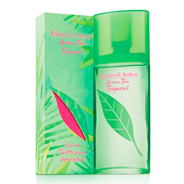 Parfum Femme Green Tea Tropical Elizabeth Arden EDT