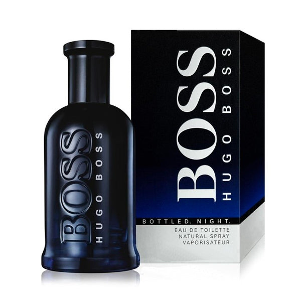 Parfum Homme Boss Bottled Night Hugo Boss EDT
