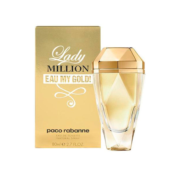 Parfum Femme Lady Million Eau My Gold! Paco Rabanne EDT