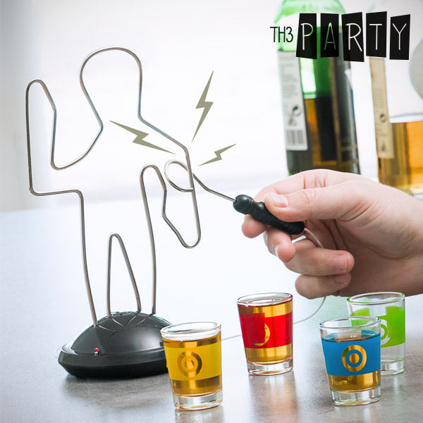 Th3 Party Buzz Wire Drinking Game