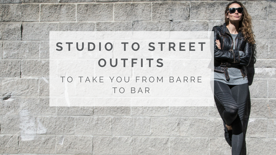 Studio to Street Outfits