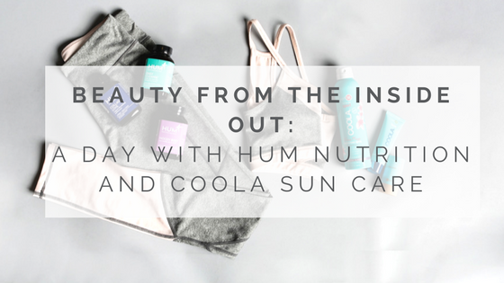 Beauty From The Inside Out: A Day with HUM + COOLA
