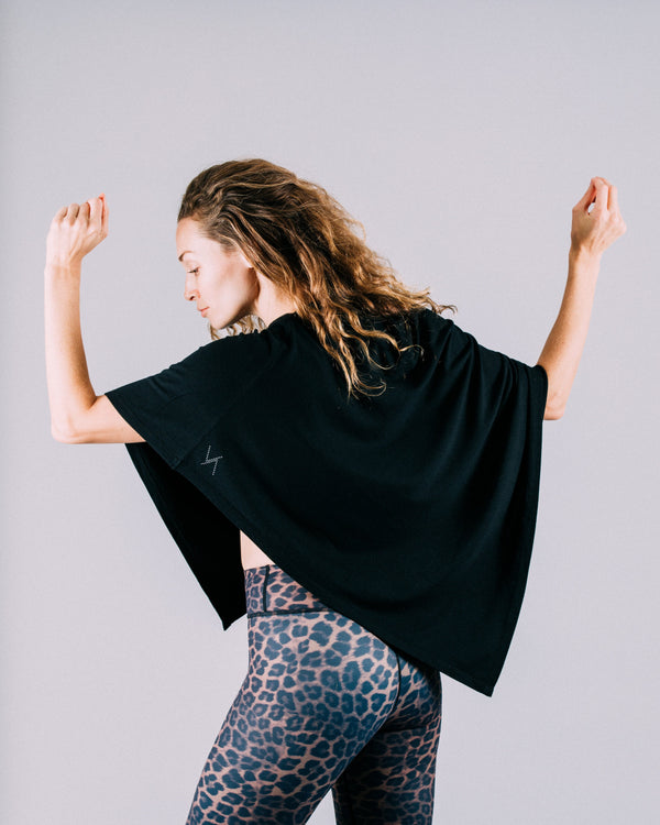 Michaela Poncho, Black | Vie Active