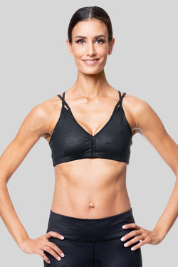 Ally Bra, Black Camo Brushed