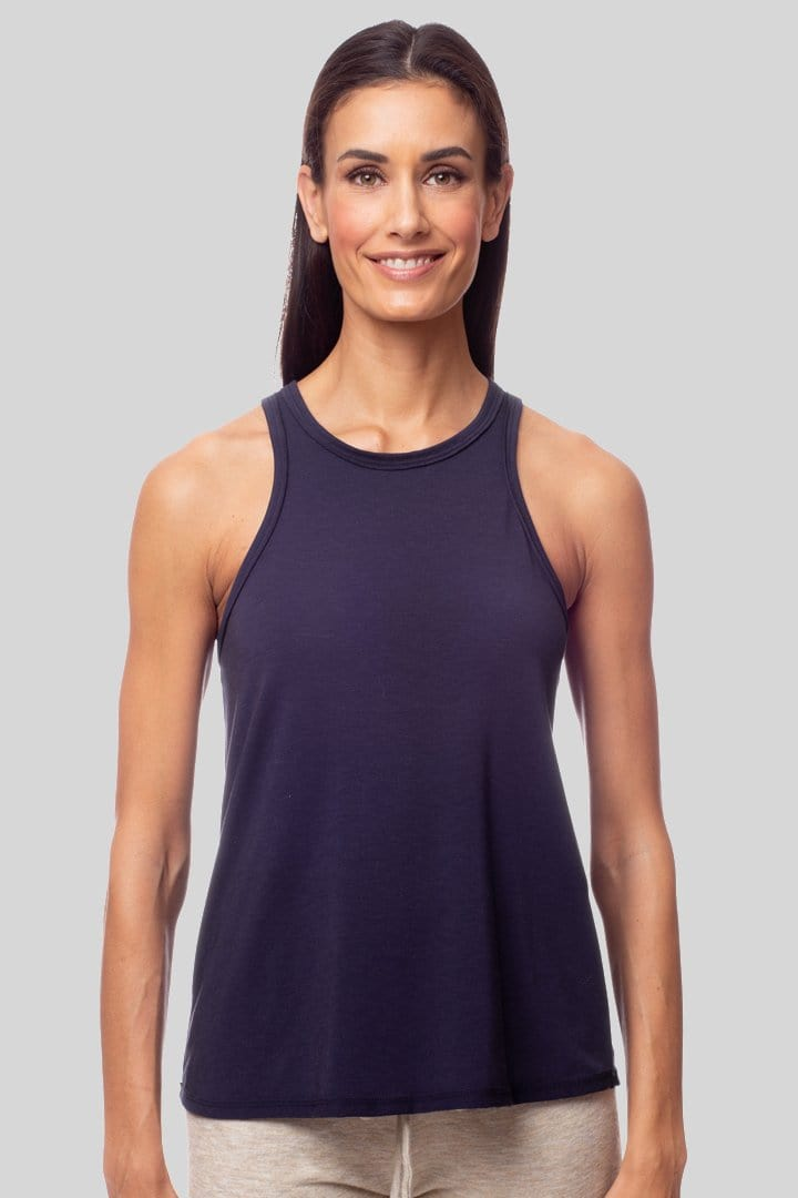 Marissa Tank Top, Ink Blue