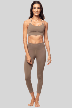 Rockell 7/8 Legging, Latte | Vie Active
