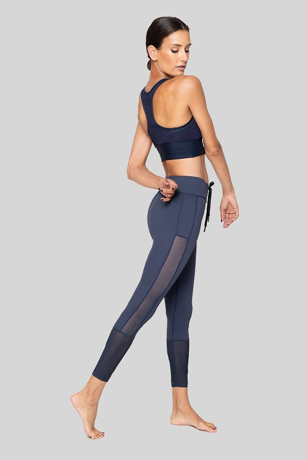 Jojo 7/8 Legging, Navy | Vie Active