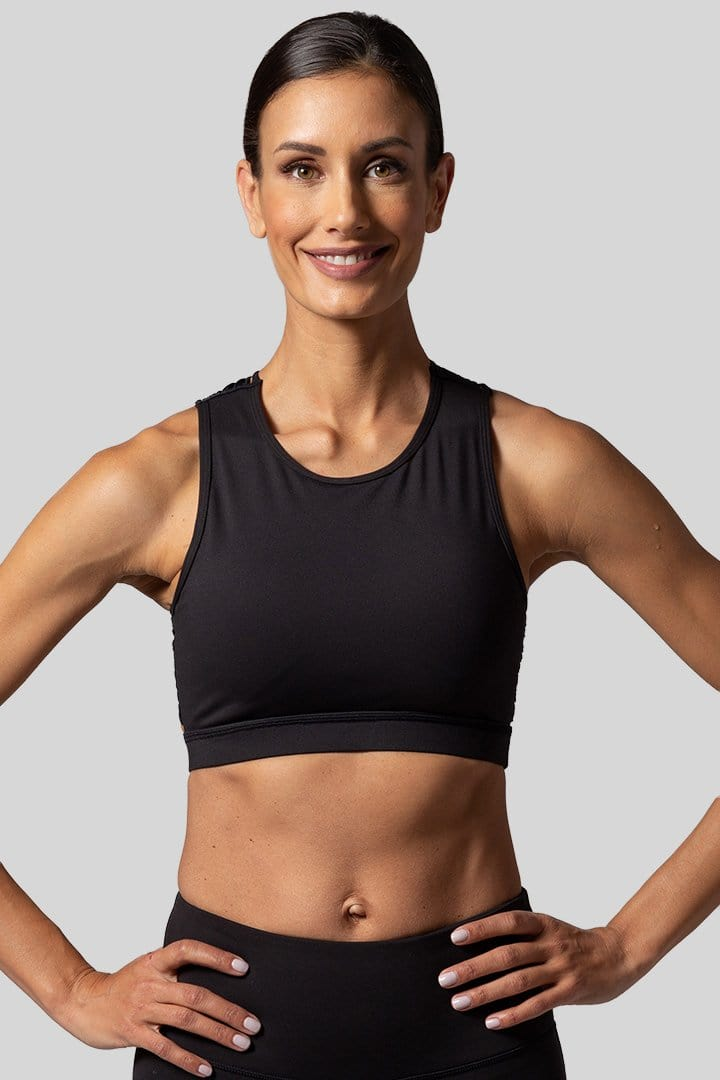 Lacey Bra, Black | Vie Active