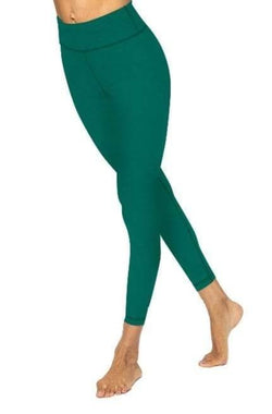 Lili 7/8 Legging, Everett Green