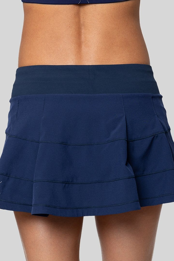 Tenley Tennis Skirt, Navy